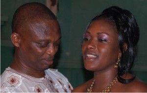 Kweku Baako ties the knot