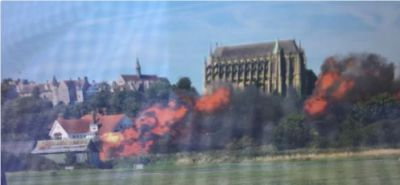 Air show plane crashes near Shoreham display site