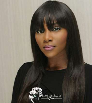 Nollywood actress Genevieve Nnaji tops 'Crush List'