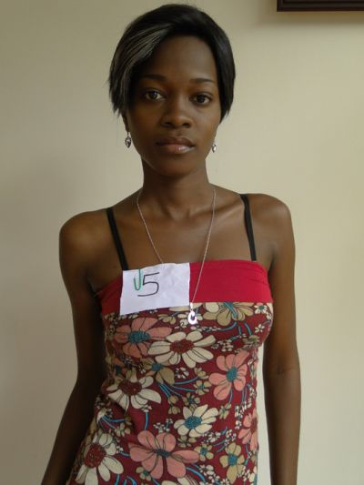 Ghanaian models selected to walk with US top models