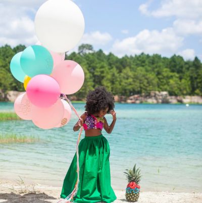 8 Kids on Social Media with incredible natural hair