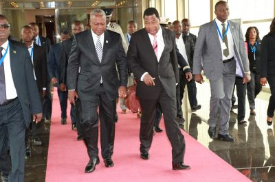 President Mahama attends ACP summit in Equatorial Guinea