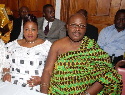 Nana Kwabena Brobbey Retirement Party