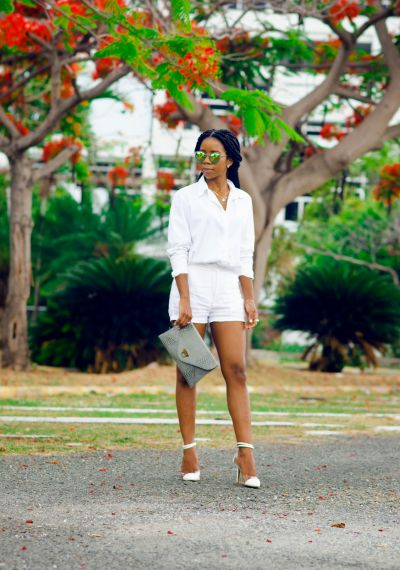 """Tiki"" Roberts gives her take on Jamaican fashion"