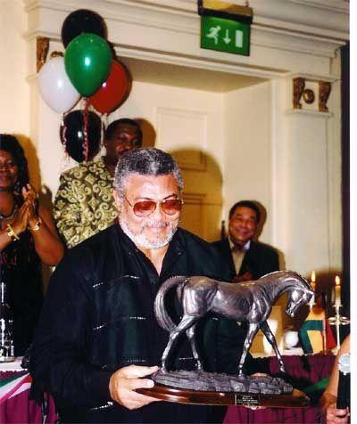 Rawlings Honoured In London