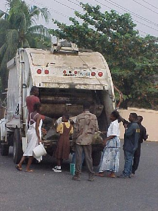 Gabbage Disposal