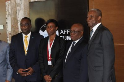 Standard Chartered's Africa Summit 2013