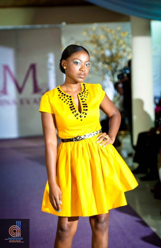 Mina Evans Fashion Collection Photos
