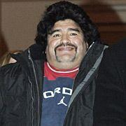 Argie Largey: Maradona's New Look