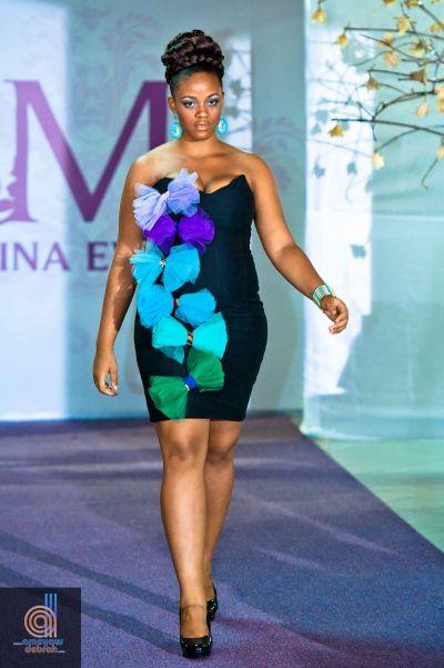 Mina Evans fashion collection
