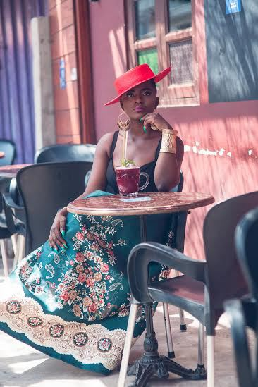Ahuofe Patri releases stunning photos