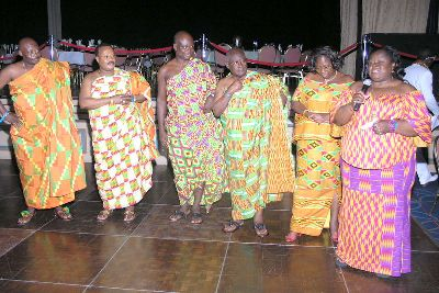 AGOO Kente Dance In NY