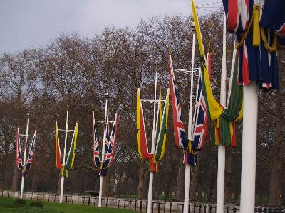 Buckingham Palace ready for Kufuor