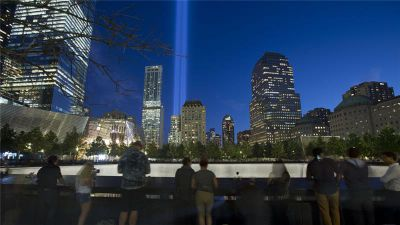 Americans use art to overcome 09/11 terror attacks