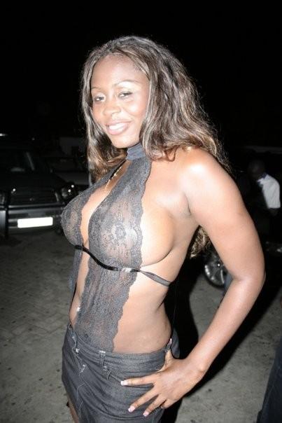 Huge Ebony Breast 29