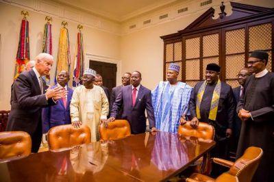 Help us retrieve looted $150 billion - Buhari to Obama