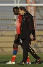 Ghana-USA: Training Pics