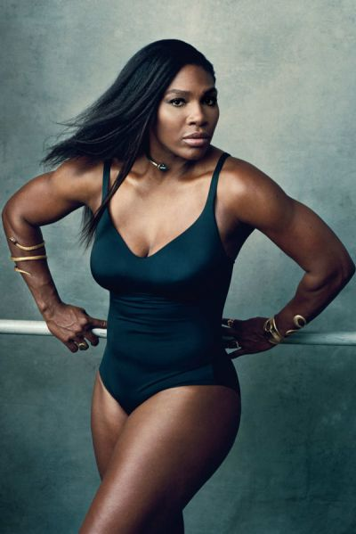 Serena Williams graces NY Magazine