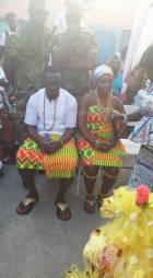 Emmanuel Owusu Banahene marries girlfriend