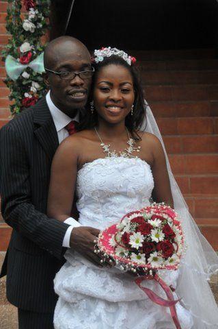Ato Kwamena DADZIE weds