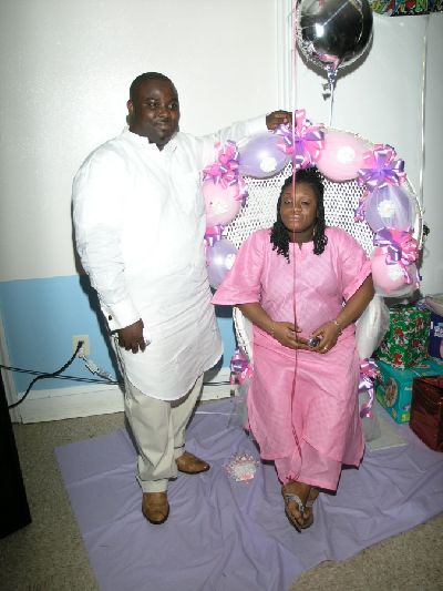 SPOTLIGHT:  Maame Nyerese's Baby Shower In Philly