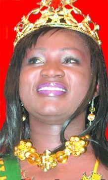 Miss Ghana 2008