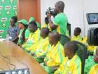 MILO Under 13 Champs League winners visit Nestle Ghana (Photos)