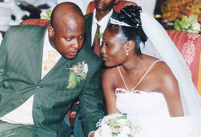 Sefa Kayi Ties The Knot
