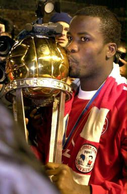 Kuffour Wins Inter-Continental Cup