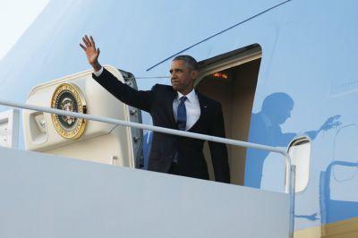 Pictures: Obama's official visit to Kenya