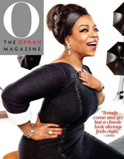 Photos: Oprah releases 3 covers for