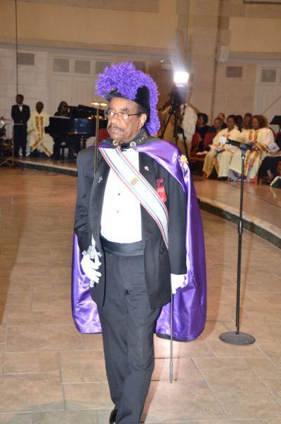 Fr. John Owusu-Acheaw Installed Parish Priest of St. Ambrose .