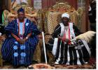 Mahama installed chief in Nigerian State (Photos)