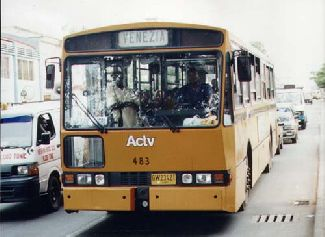 Mass Transport Service In Accra