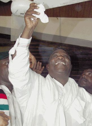NDC Prez Candidate for 2004: John Atta-Mills