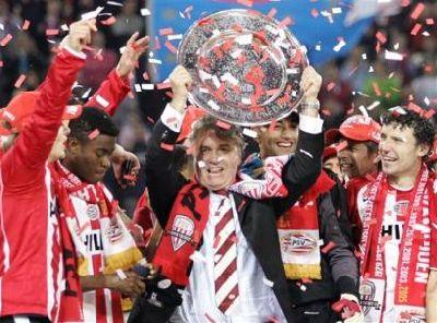 PSV Wins Dutch Title
