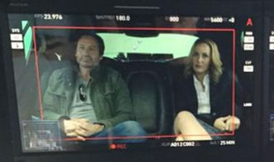 The X-Files returns: New series will find Mulder in 'a dark place'