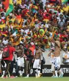 Ghana 2-0 Cape Verde