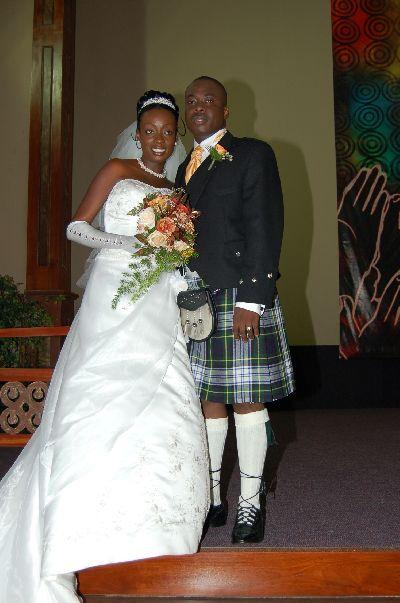 Adom-Otchere Takes a Wife