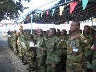 Troops In Lebanon Celebrate Christmas