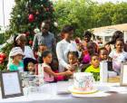 Tiny Toes Events throws another successful X'mas party