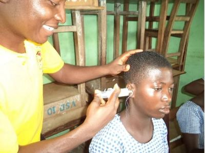 Gift of hearing reaches hohoe