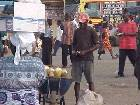 Coconut Seller Downtown