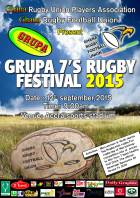 GRUPA sevens Rugby Festival launched