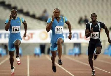 Jamaican Becomes World's Fastest Man