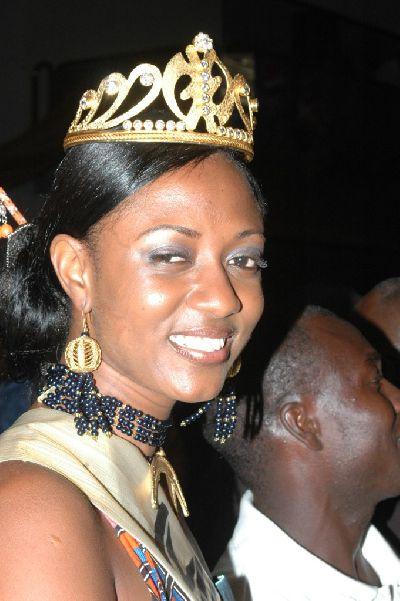 Frances is Miss Ghana 2007
