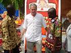 Bush in Ghana