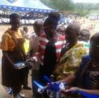 (Photos)Tigo hands over 6-units classroom block to Tupaa Basic School