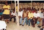 Management Team Visit Brahabebome And Bantama Shafts