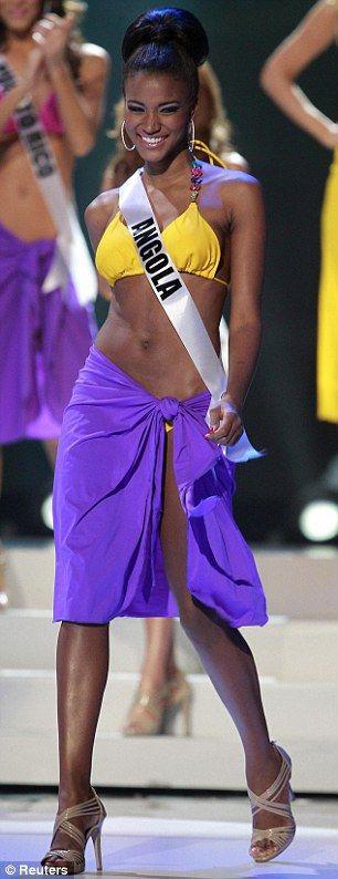 Miss Angola aka Miss Universe